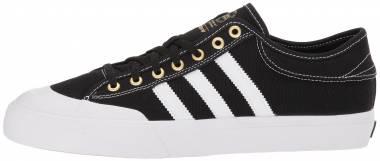 Adidas Matchcourt Core Black/Footwear White/Gold Metallic Men
