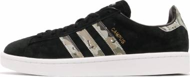 Adidas Campus - Core Black / Trace Cargo / Crystal White