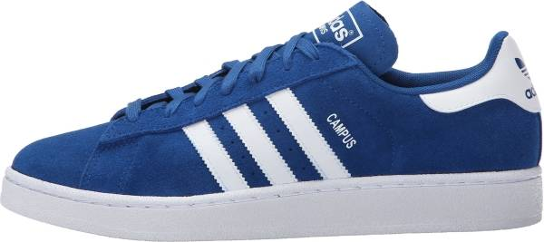brand new f3726 a8d19 Adidas Campus Blue