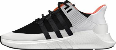 Adidas EQT Support 93/17 - Core Black, Black, White (CQ2396)
