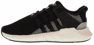 Adidas EQT Support 93/17 - Black/Black/White