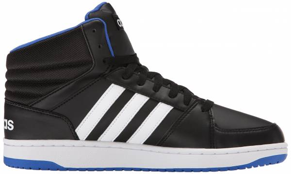 Adidas Basketball Shoes Blue And White