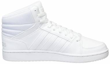 Adidas Hoops VS Mid - White