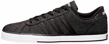 Adidas SE Daily Vulc - Black Black White