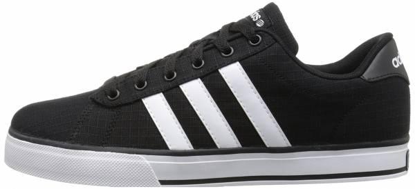 Adidas SE Daily Vulc - Black/White (Q16161)
