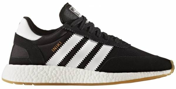 detailed look 00532 5adf1 Adidas Iniki Runner Black, White, Gum