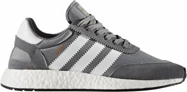 Adidas Iniki Runner - Vista Grey / Running White-Black (BB2089)