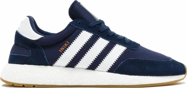 Adidas Iniki Runner - Collegiate Navy White