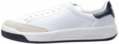Adidas Rod Laver Super - White/White/Collegiate Navy (BB8563)