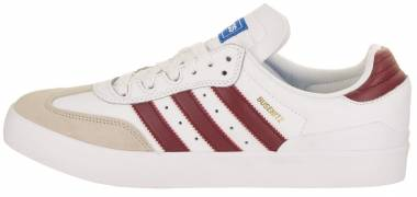 The adidas Busenitz Pro White Navy Is Now Up For Grabs