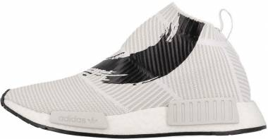 Adidas NMD_CS1 Primeknit - White