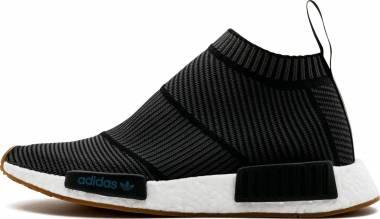 Adidas NMD_CS1 Primeknit - Core Black/Core Black/Gum