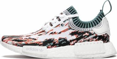 Adidas NMD_R1 Primeknit - White (BB6365)