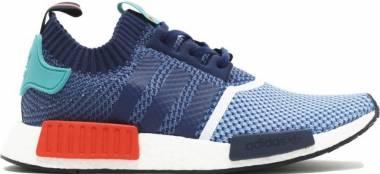 Adidas NMD_R1 Primeknit Blue Men