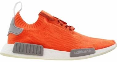 Adidas NMD_R1 Primeknit - Orange (B43522)