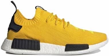 Adidas NMD_R1 Primeknit - Yellow (S23749)