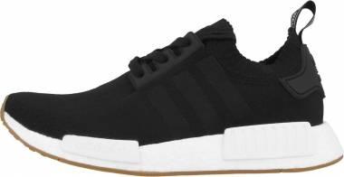 Adidas NMD_R1 Primeknit - Black (BY1887)