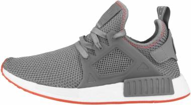 cheap for discount 629d9 f8eb0 Adidas NMD XR1 Grey Three Grey Three Solar Red Men