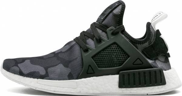 official photos d1daf 97201 adidas nmd xr1 black