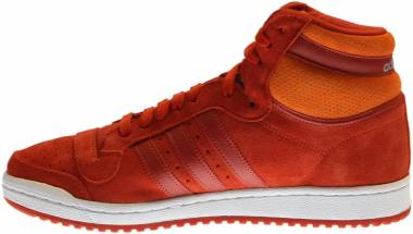 Adidas Top Ten Hi Red Men