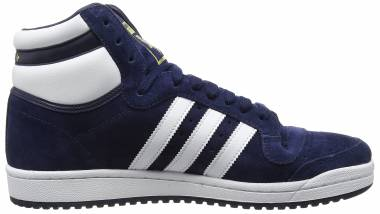 Adidas Top Ten Hi Collegiate Navy/White/Collegiate Navy Men