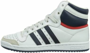 Adidas Top Ten Hi - White (D65161)