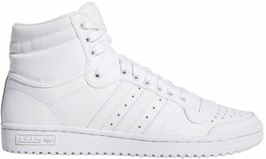 Adidas Top Ten Hi - White (S84596)