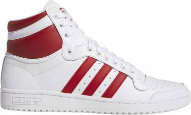 Adidas Top Ten Hi - White
