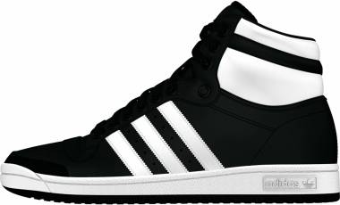 Adidas Top Ten Hi - Core Black / Footwear White / Core Black