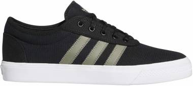 Adidas Adiease - Core Black / Legend Green / Footwear White