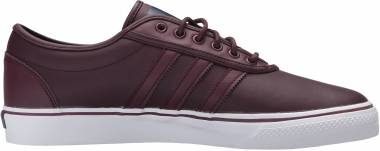 Adidas Adiease - Dark Burgundy/Footwear White/Mystery Ink Synthetic (BY4026)