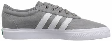 Adidas Adiease - Solid Grey Crystal White White