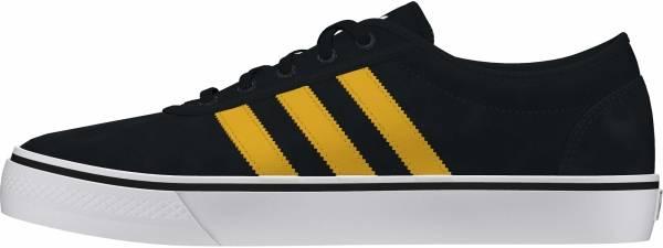 Adidas Adiease - Core Black / Tactile Yellow / Footwear White (EG2488)