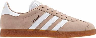 Adidas Gazelle - Ash Pearl / Ftwr White / Gum 3