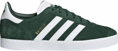 Adidas Gazelle - Vert Blanc Blanc