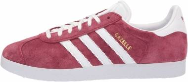 Adidas Gazelle - Collegiate Burgundy / Ftwr White / Gold Metal