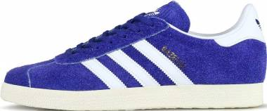 Adidas Gazelle - Blue Active Blue Ftwr White Off White (BD7687)