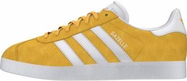 Adidas Gazelle - Active Gold / Ftwr White / Ftwr White