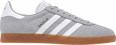 Adidas Gazelle - Grey Two/Cloud White/Gum (DA8873)