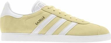 Adidas Gazelle - Easy Yellow Ftwr White Gold Met (EF5599)