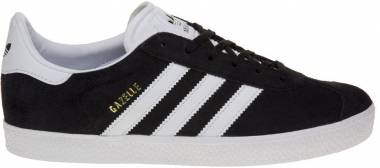 Adidas Gazelle - Core Black Footwear White Gold Metallic (BB2502)