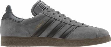 Adidas Gazelle - Grey Four / Core Black / Gum 5 (EE8943)