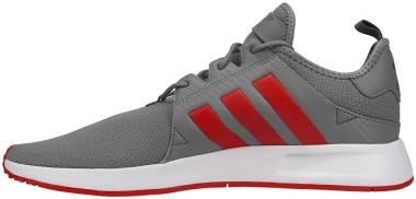 Adidas X_PLR - Gray Red (FY9075)