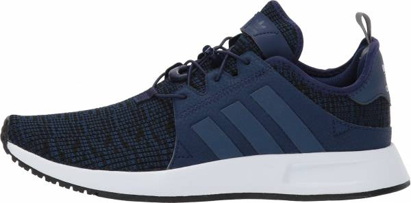 best service c8c84 61996 Adidas X PLR Dark Blue Dark Blue Grey Three