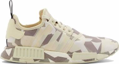 Adidas NMD_R1 - Sand / Core Black / Off White (EF4262)
