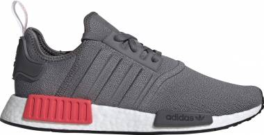 Adidas NMD_R1 Grey/Grey/Shock Red Men