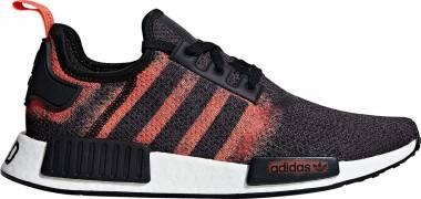 Adidas NMD_R1 Black/Solar Red/Black Men
