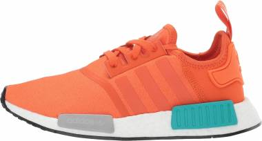 Adidas NMD_R1 - Energy Orange Energy Orange Hi Res Aqua