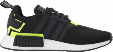Adidas NMD_R1 Black/Black/White 1 Men