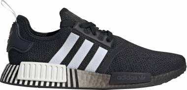 Adidas NMD_R1 - Black/White (FV3649)